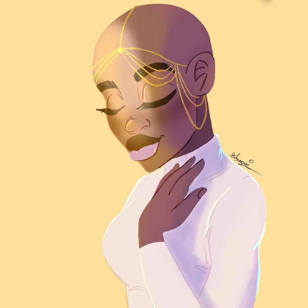 Cartoonish Character - image 2 - student project