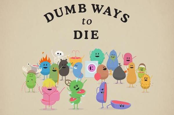 Dumb Ways to Die - image 1 - student project