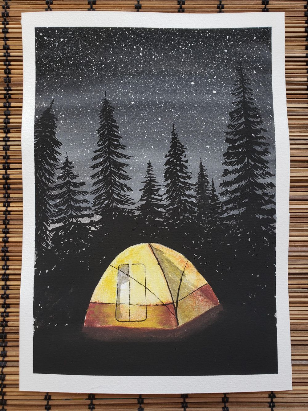 camping - image 1 - student project
