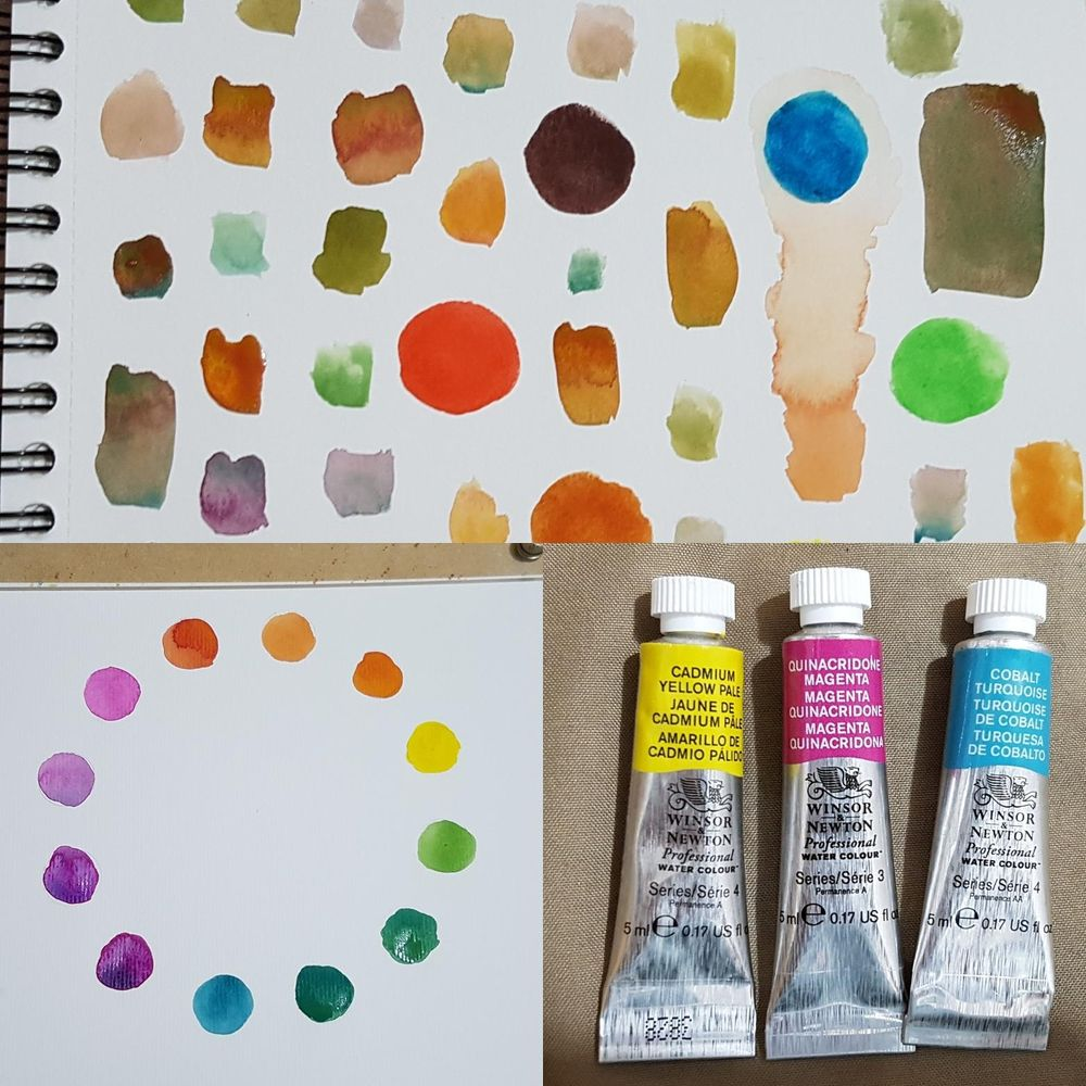 Playing with colors.. - image 1 - student project