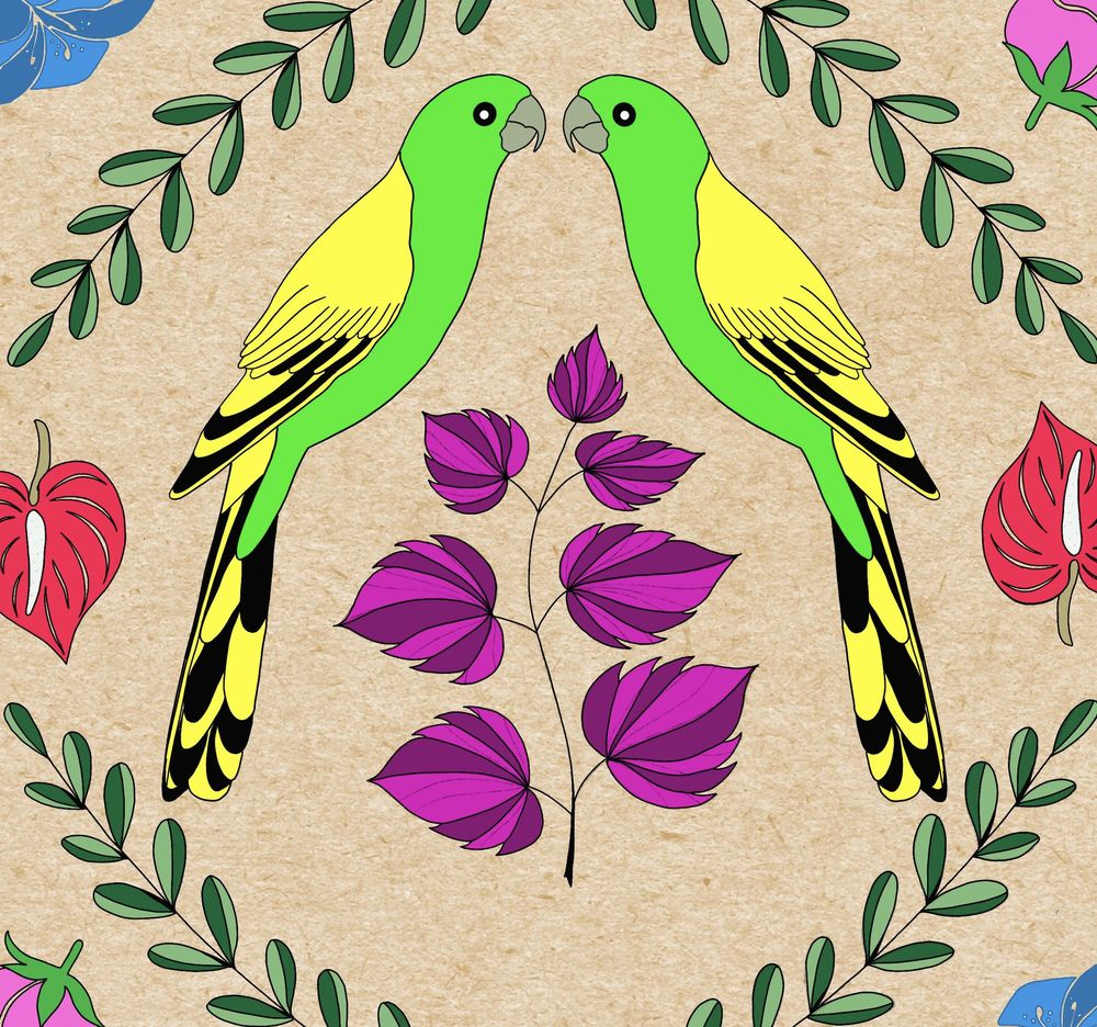 Birds of a feather flock together - image 1 - student project