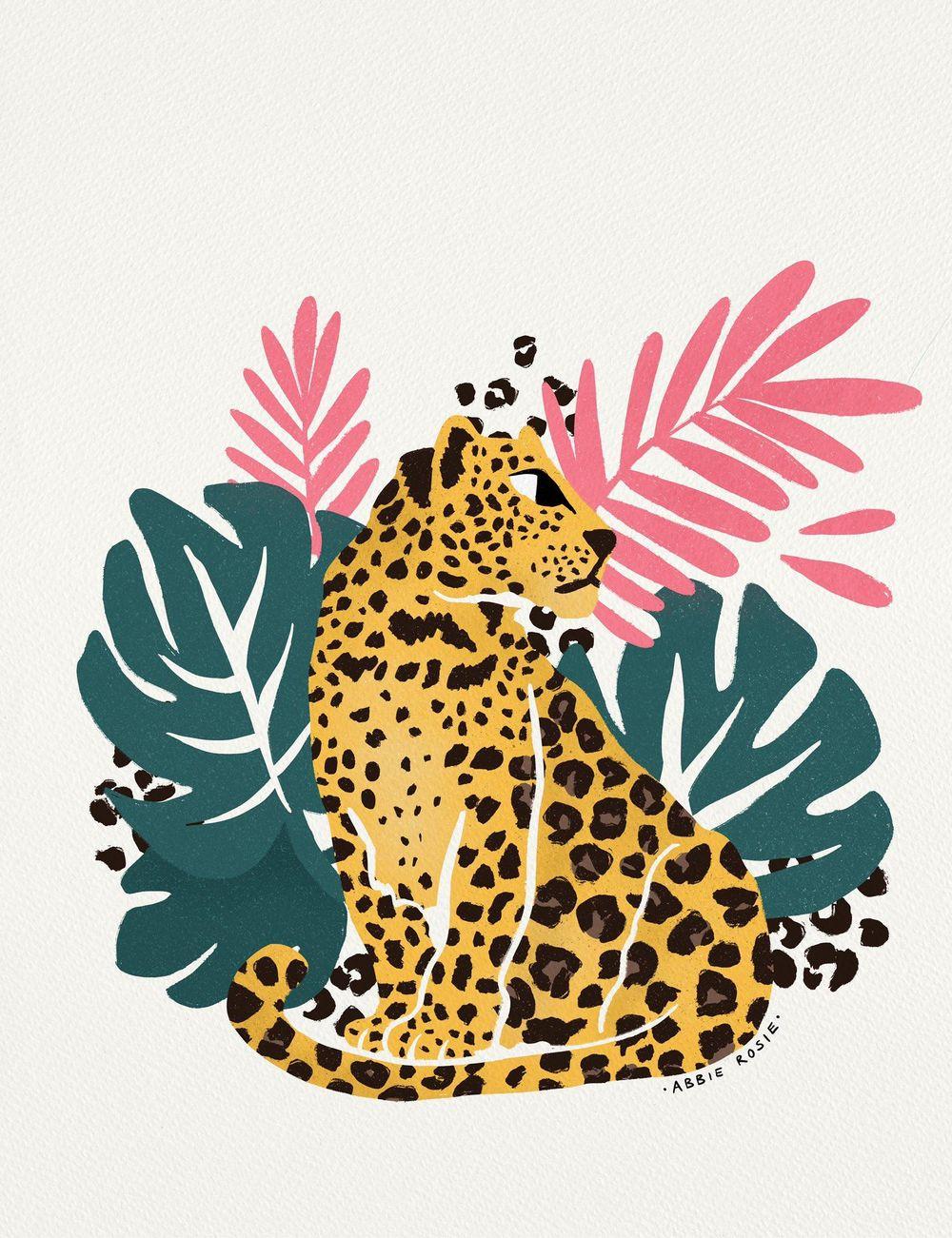 Tropical Jaguar - image 1 - student project