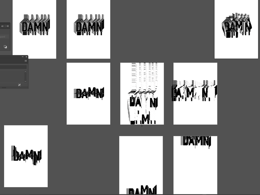 DAMN - image 2 - student project