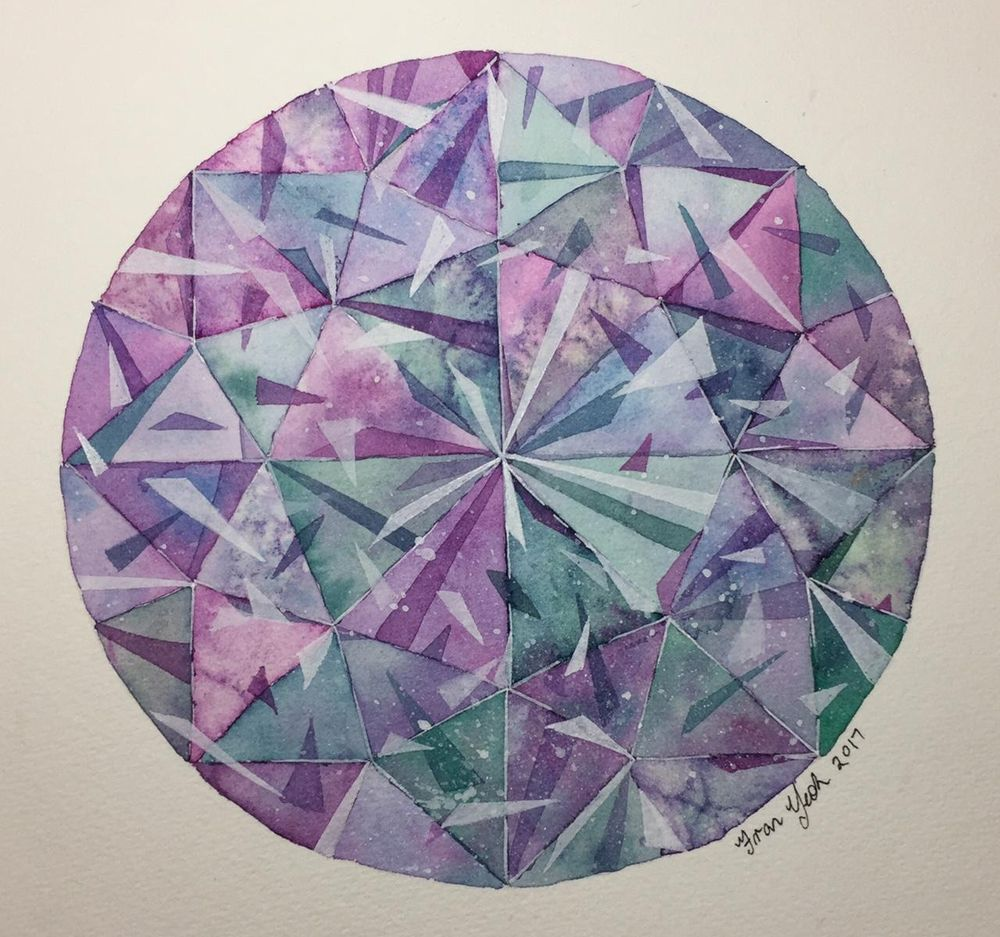 Magical Alexandrite - image 1 - student project