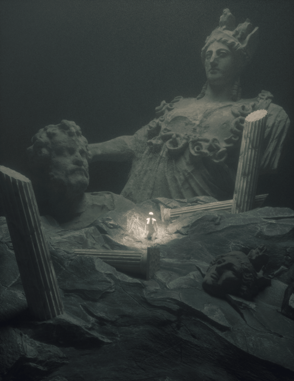 Annihilation - image 1 - student project