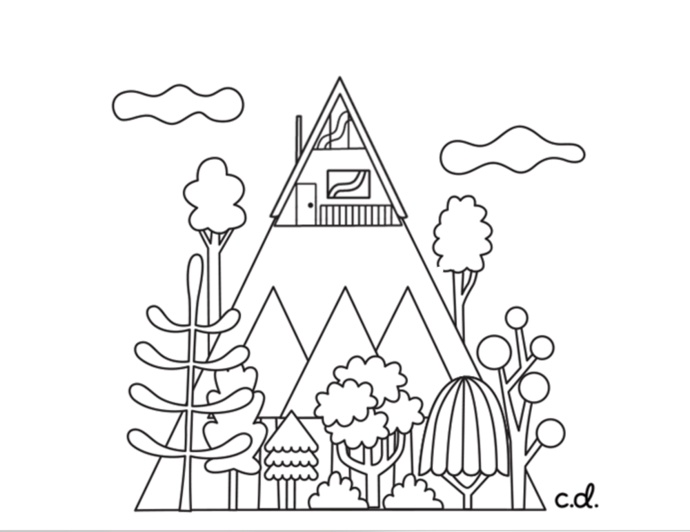 Mountain Home - image 3 - student project