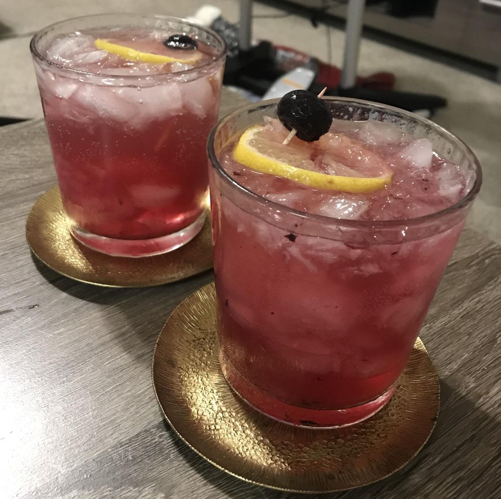 Cucumber Lime Sour & Blueberry Lemonade - image 2 - student project