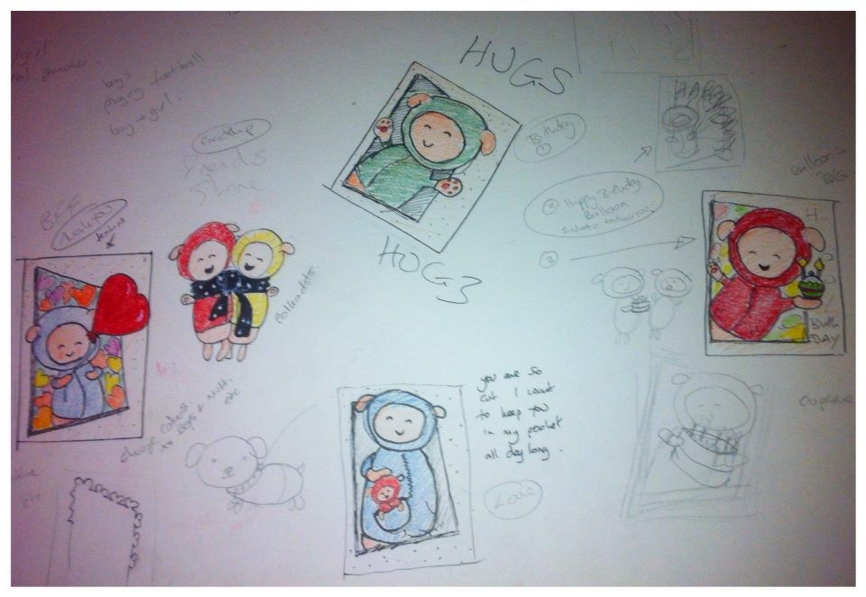 Greeting Cards - work in progress... - image 11 - student project