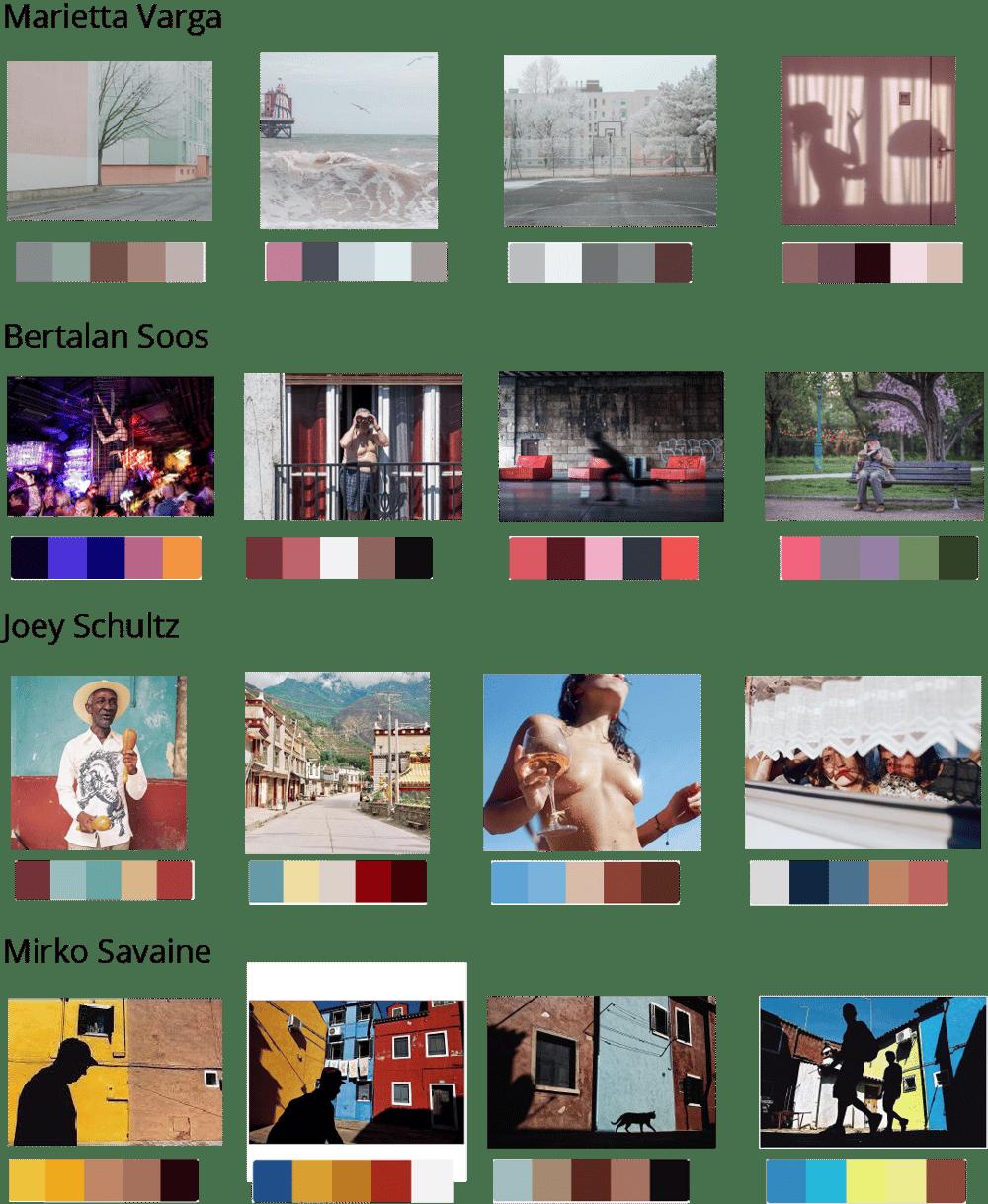 Photo editing like my inspiration board - image 1 - student project