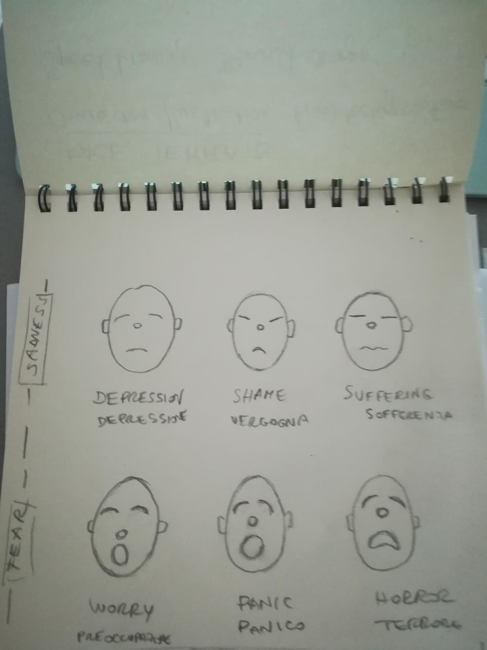 eMOTIONs BY eLENA pENELLO - image 3 - student project
