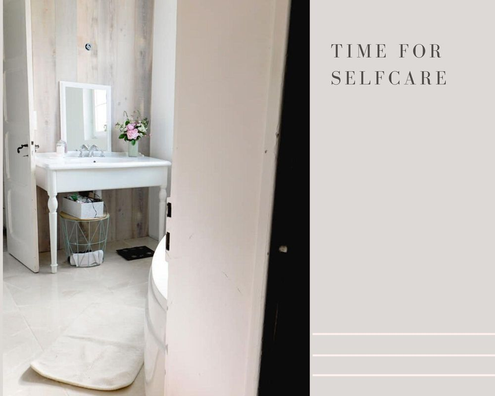 Time for selfcare - image 1 - student project