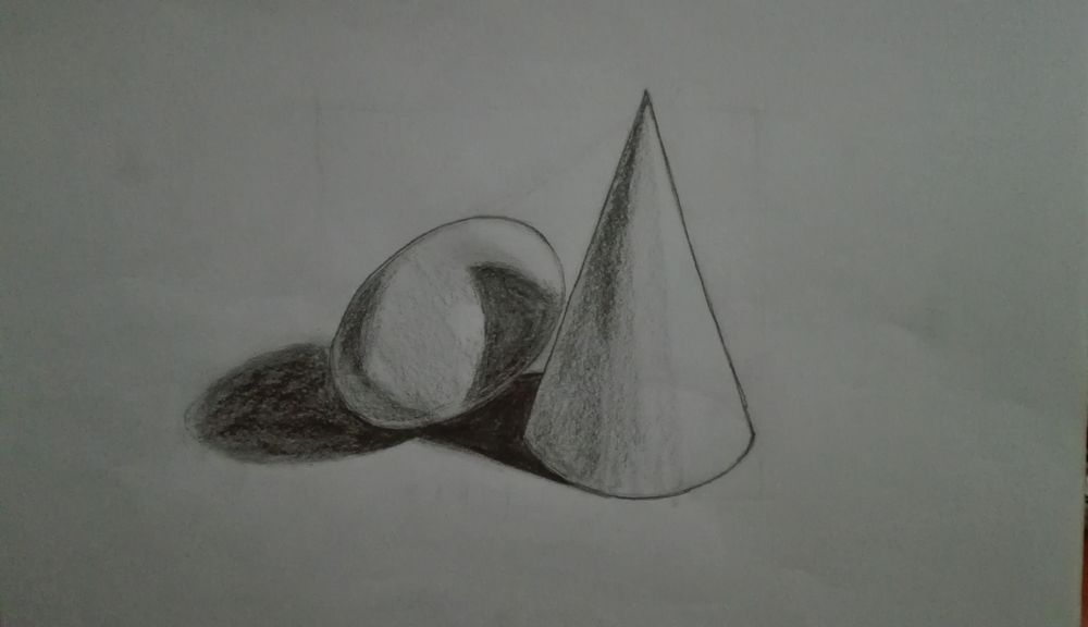Shading Beyond the Basics / Shade Any Subject No Matter How Complex - image 2 - student project