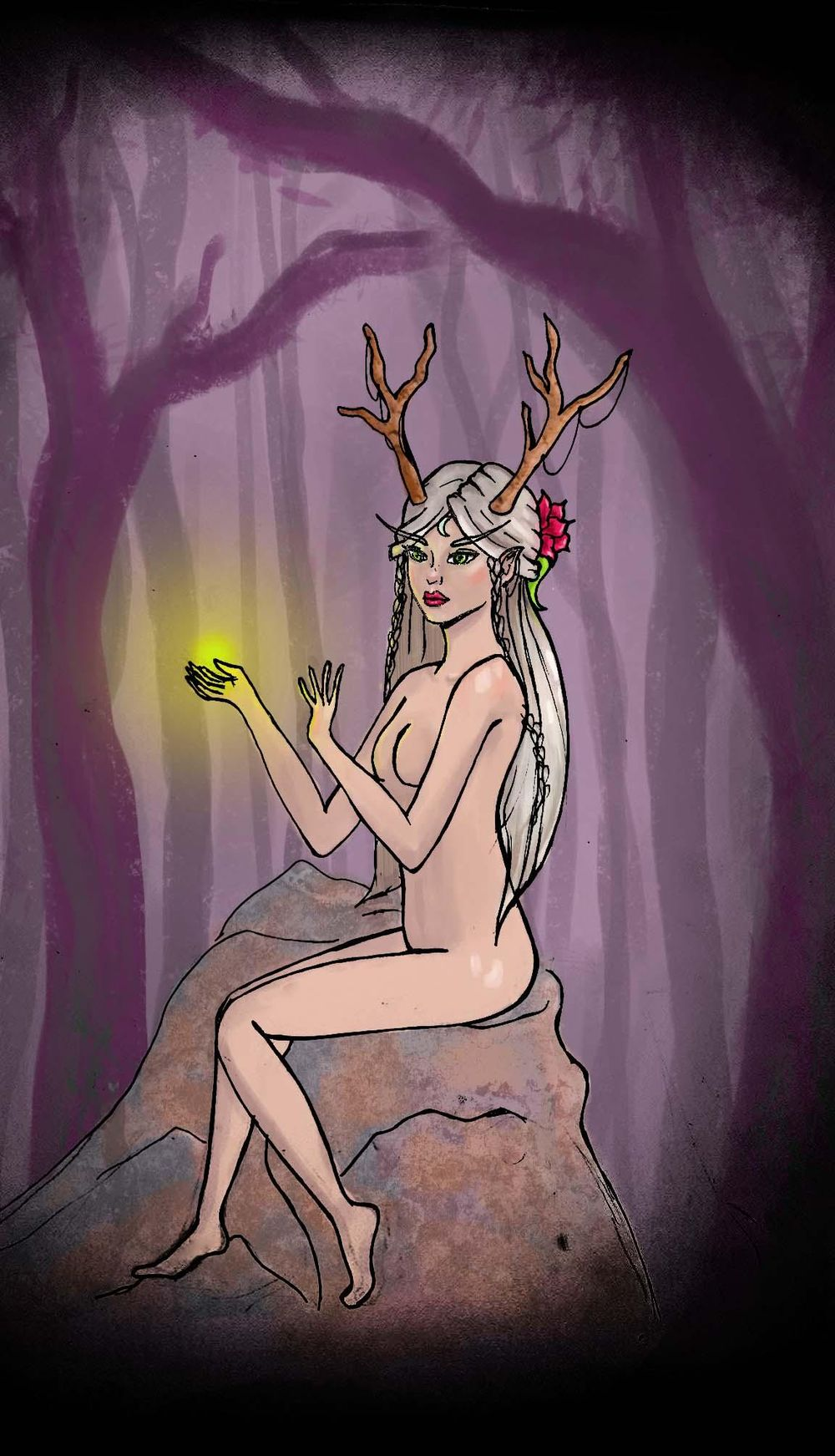 Elf - image 1 - student project