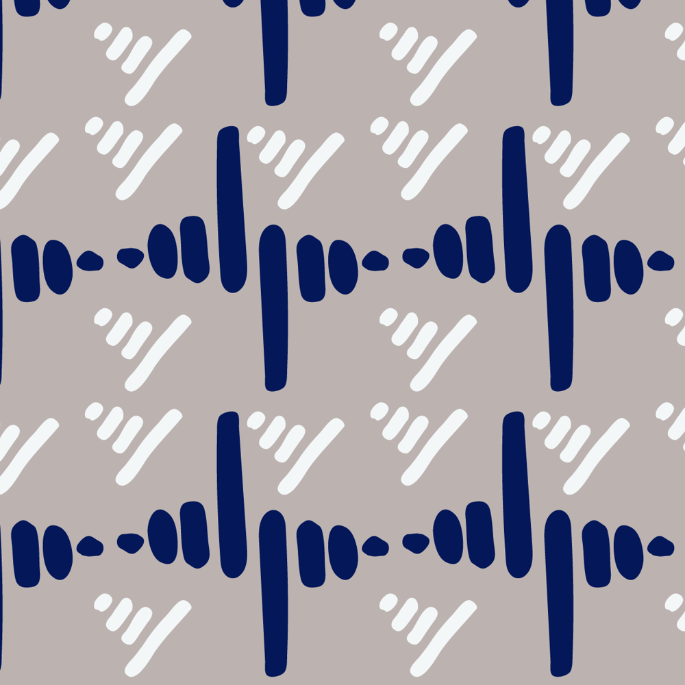 Abstract Pattern Design - image 10 - student project