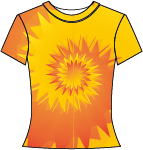 My t-shirt flat - image 1 - student project