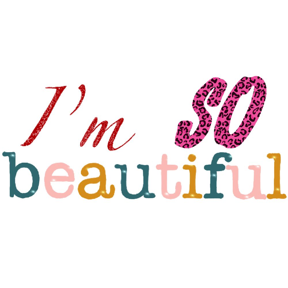 I'm so beautiful - image 1 - student project