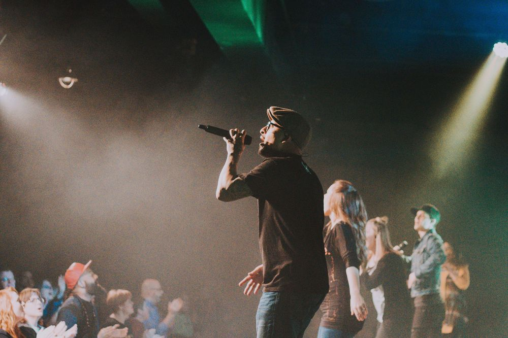 Night of Worship  - image 1 - student project