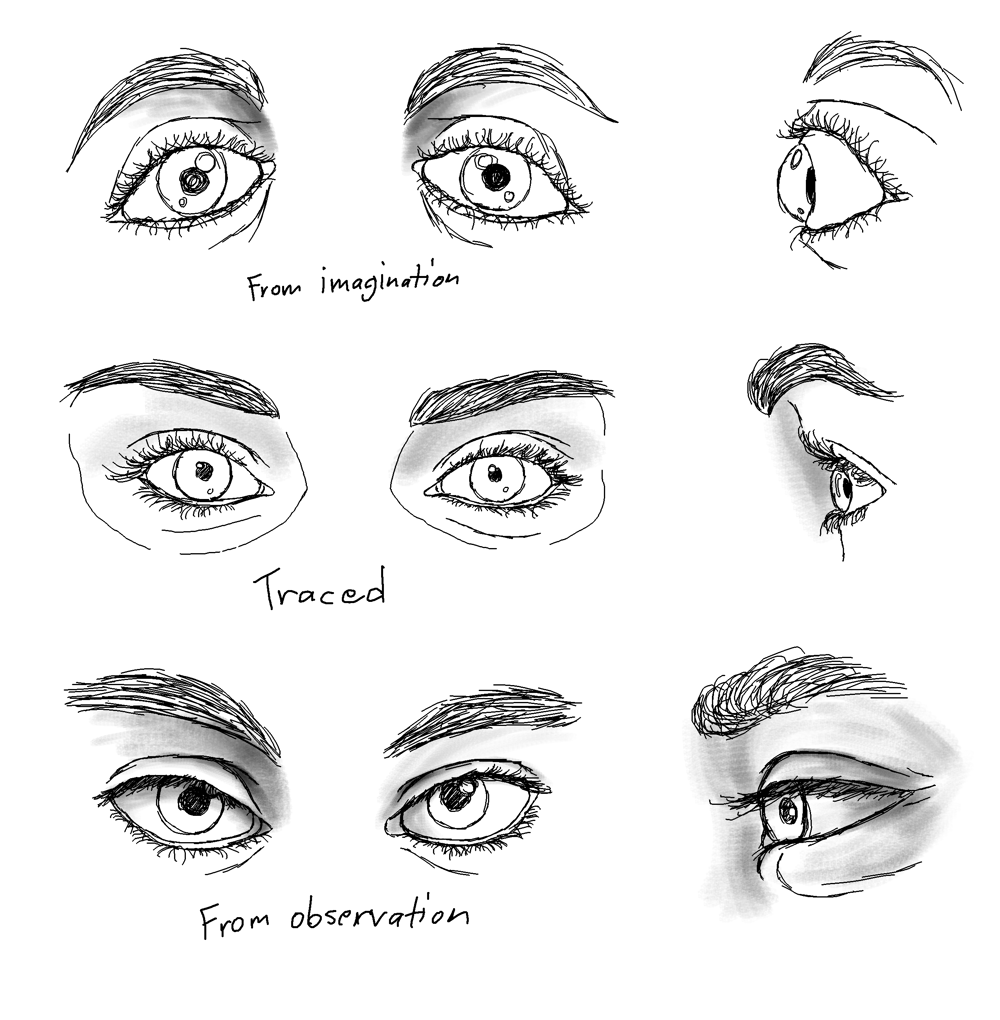 Eyes by Destry - image 1 - student project