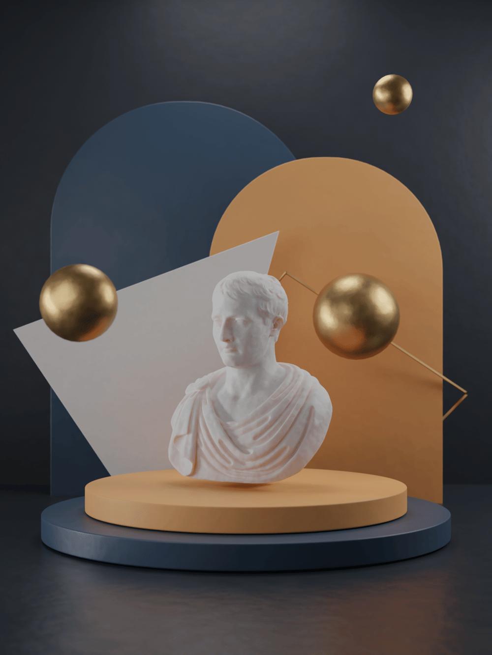 Retro Napoleon - image 1 - student project