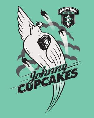 A Huge Saint Bernard on a JC T-shirt? - image 26 - student project
