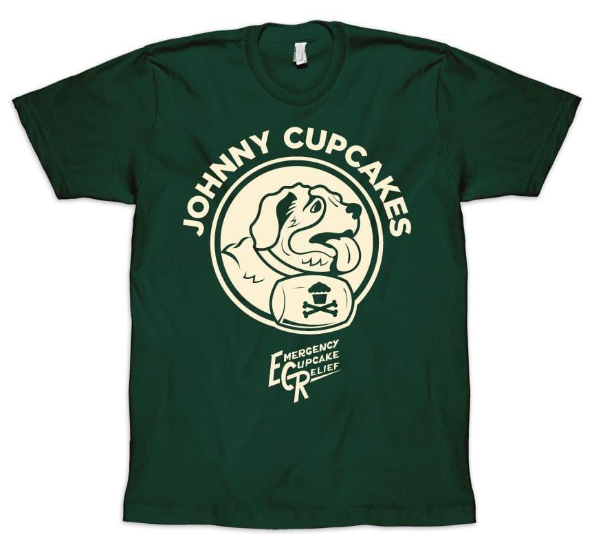 A Huge Saint Bernard on a JC T-shirt? - image 2 - student project