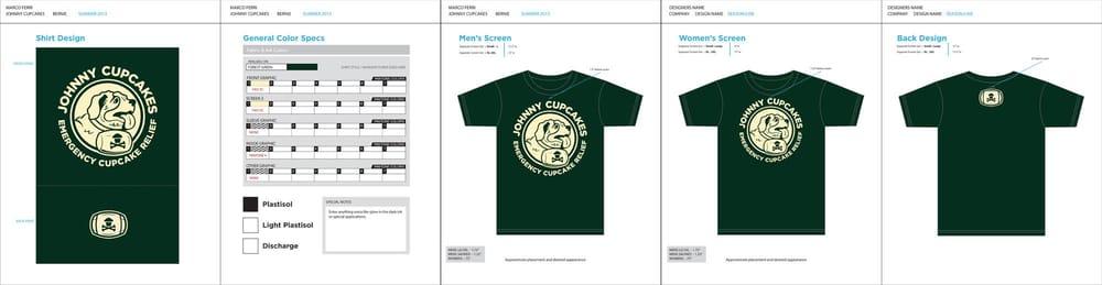 A Huge Saint Bernard on a JC T-shirt? - image 12 - student project