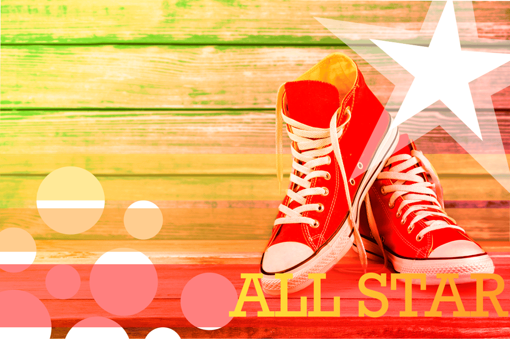 All Star shapes - image 1 - student project