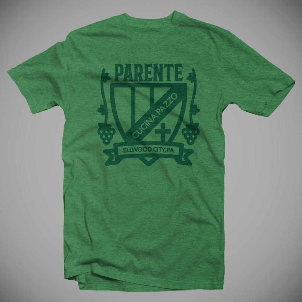 Parente Family Crest - image 5 - student project