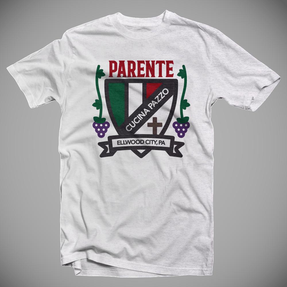 Parente Family Crest - image 3 - student project