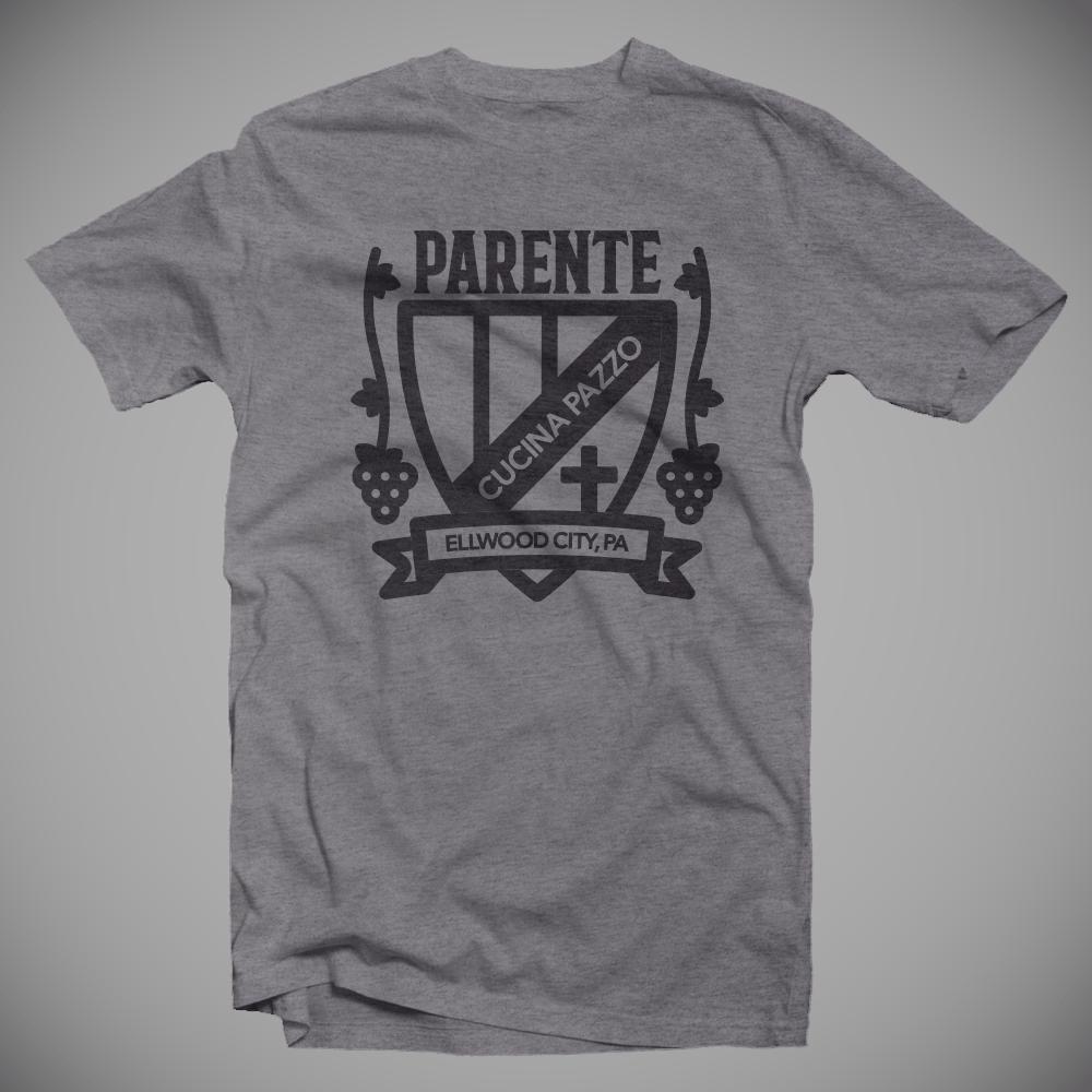 Parente Family Crest - image 4 - student project