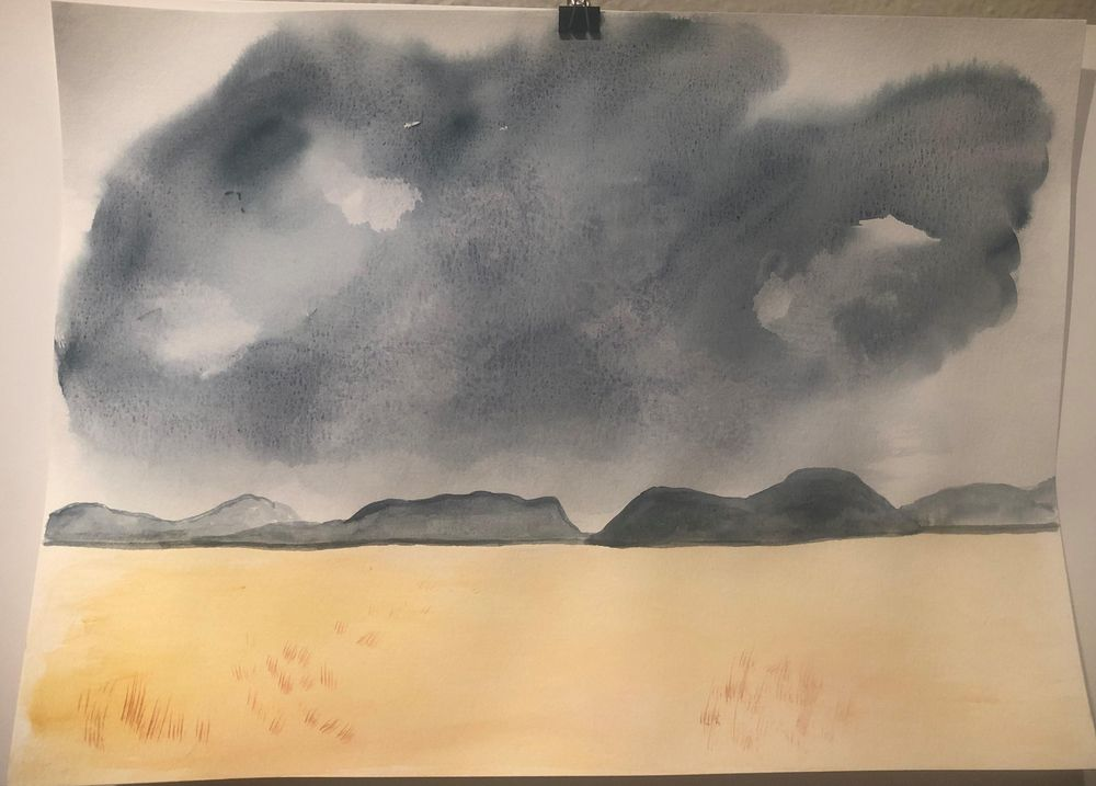 Stormy Skies - image 1 - student project