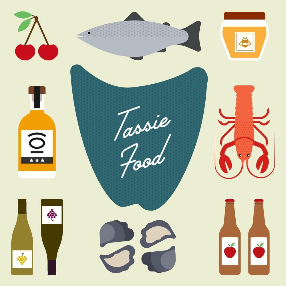 Tassie food - image 1 - student project
