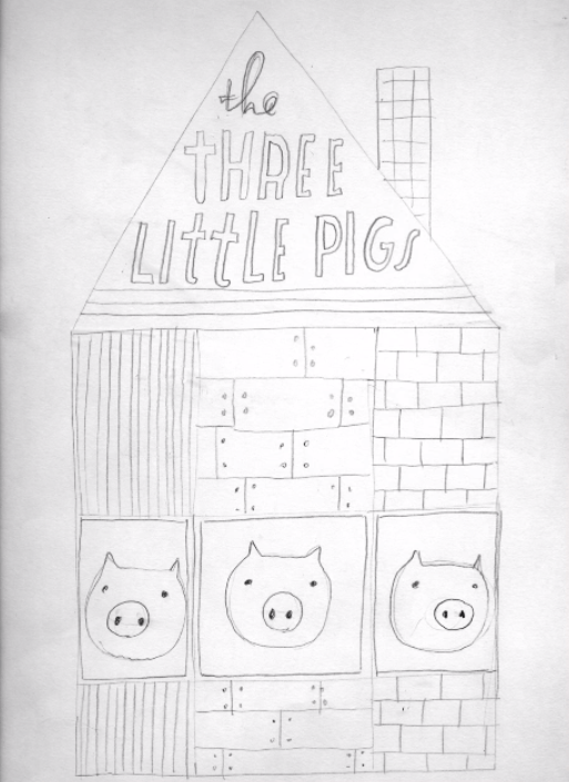 The Story of the Three Little Pigs - image 1 - student project