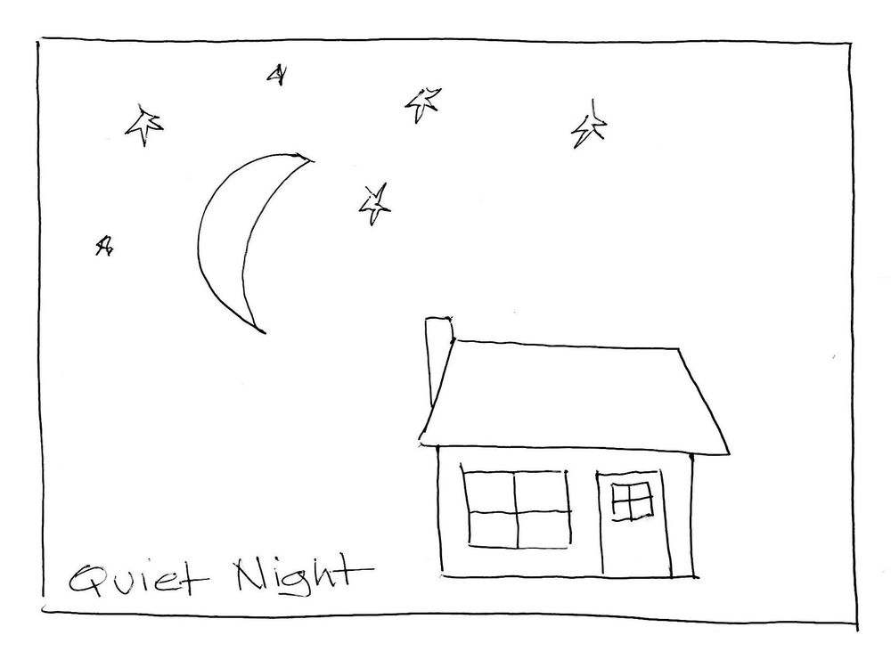 A Quiet Night - image 2 - student project