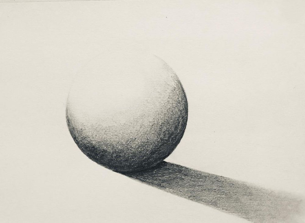Sphere Drawing - image 1 - student project
