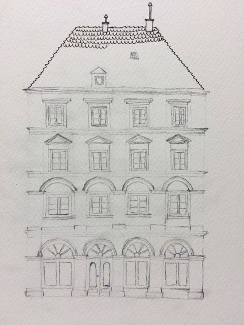 House in Vienna - image 1 - student project
