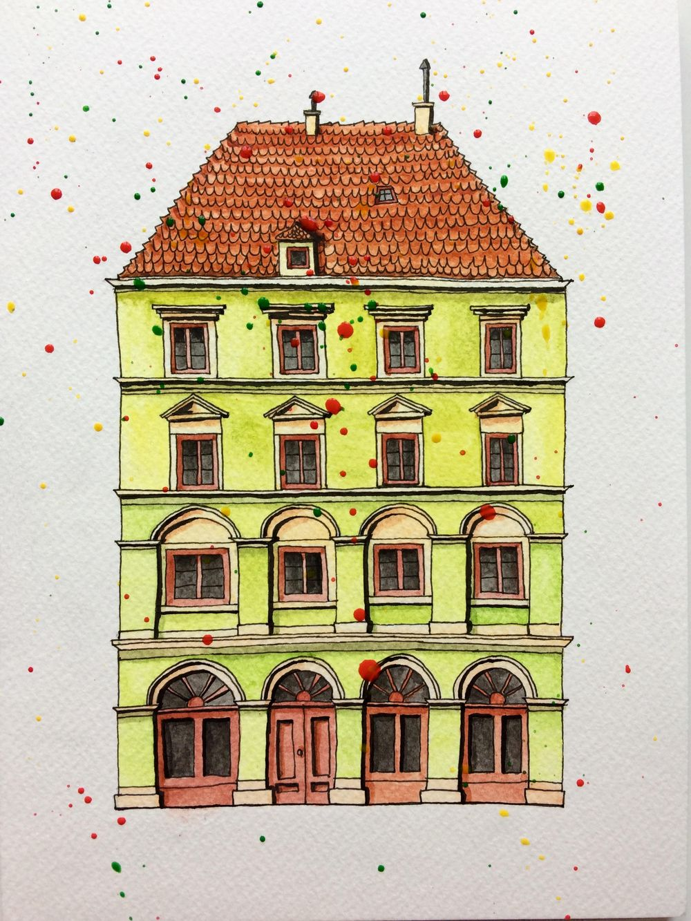 House in Vienna - image 3 - student project