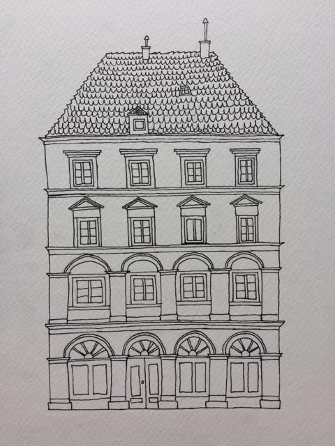 House in Vienna - image 2 - student project