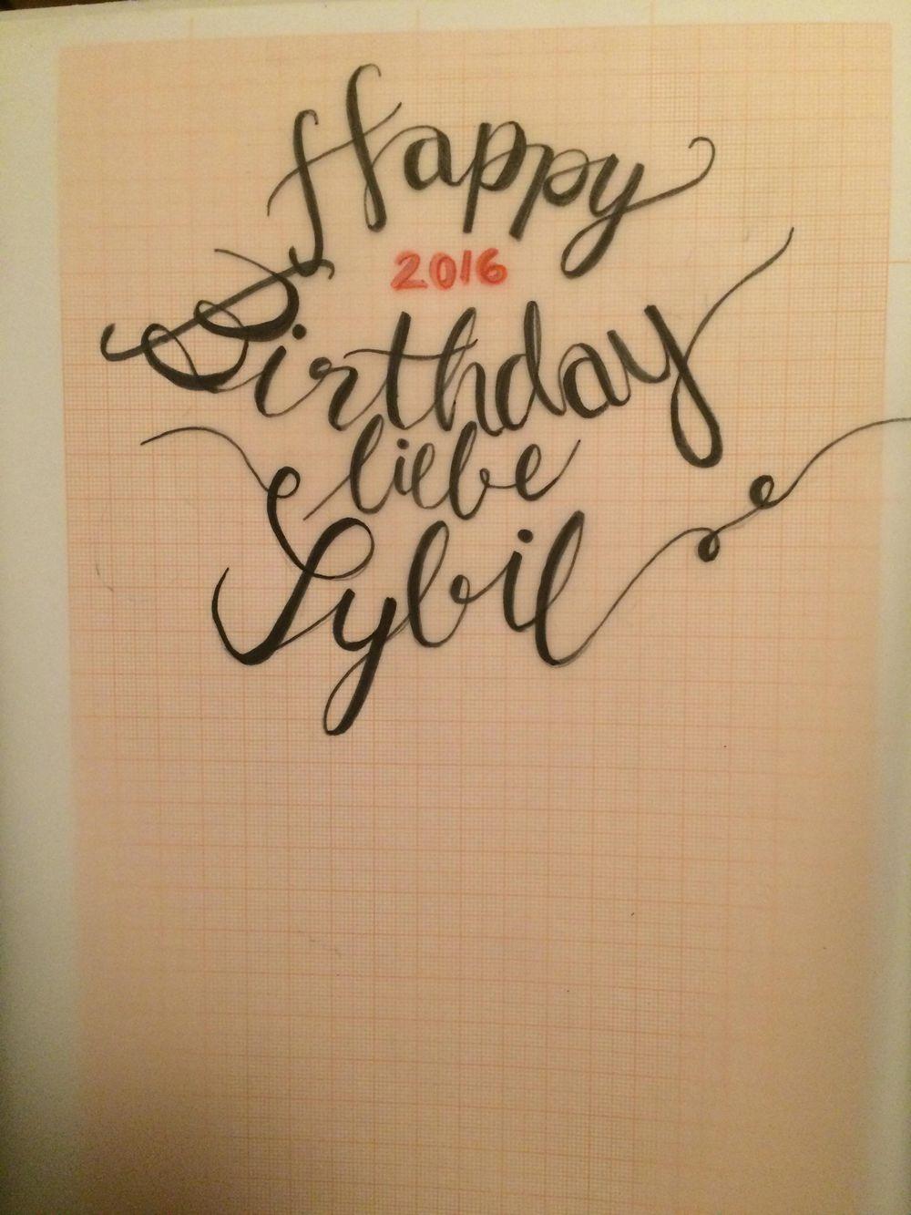 Happy Birthday  - image 4 - student project