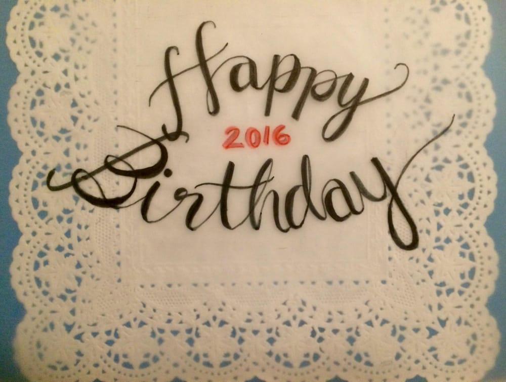 Happy Birthday  - image 3 - student project