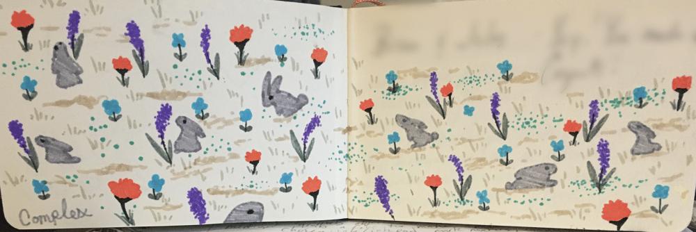 Sketchbook Magic 1 - image 2 - student project