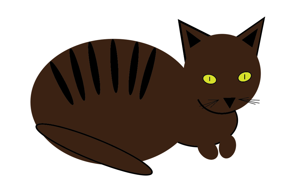 Simple Shaped Animals - image 1 - student project