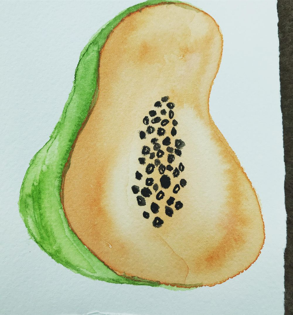 Fruit - image 1 - student project