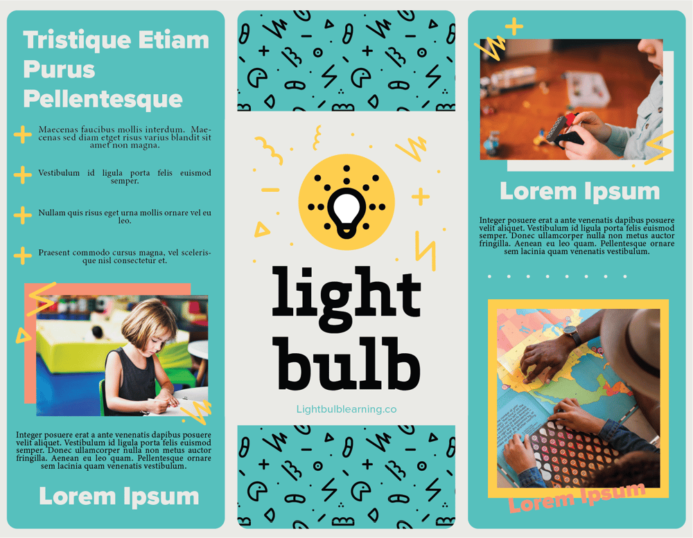 Lightbulb Co. + Save the Date Brief - image 5 - student project