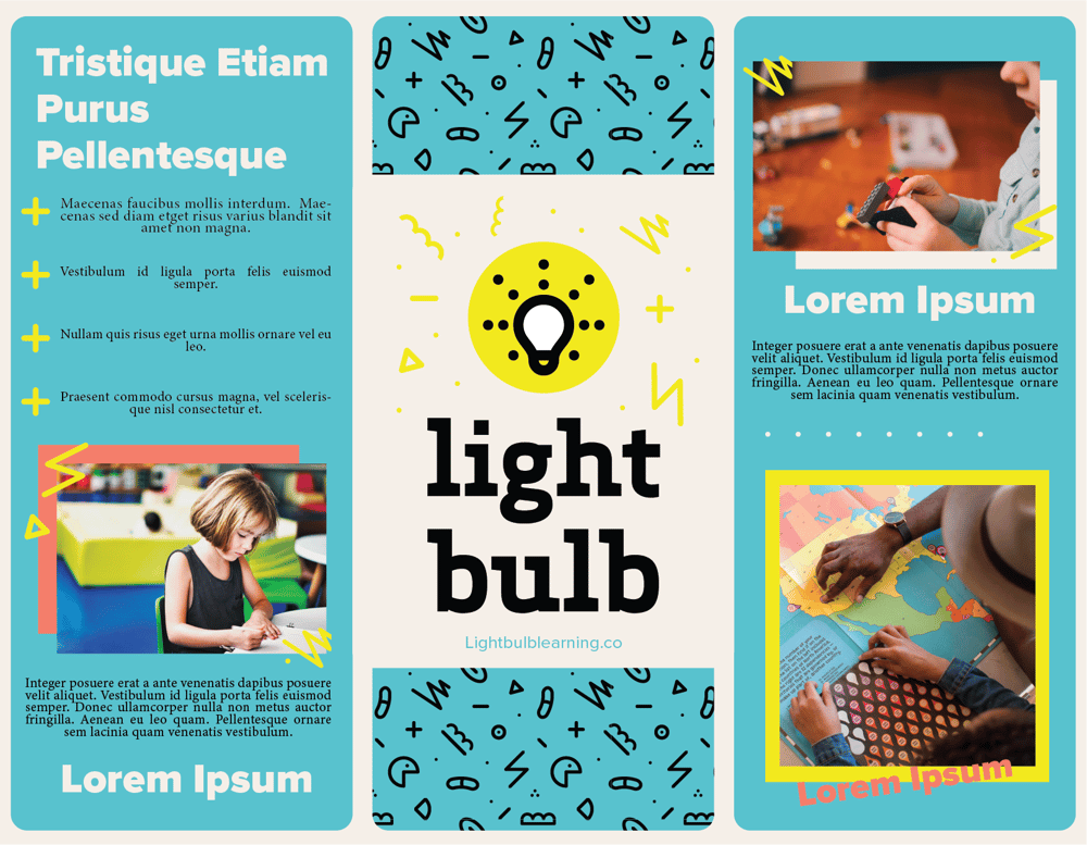 Lightbulb Co. + Save the Date Brief - image 7 - student project