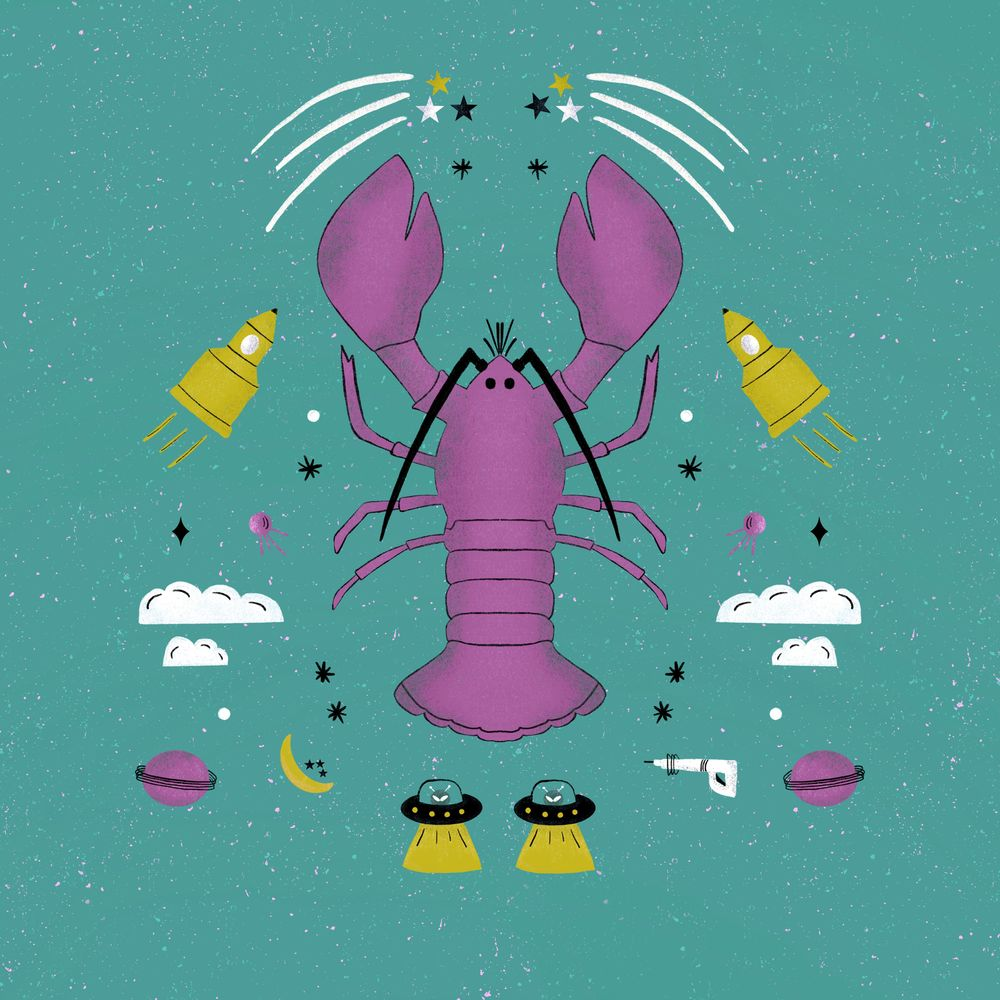 Space Lobster - image 1 - student project