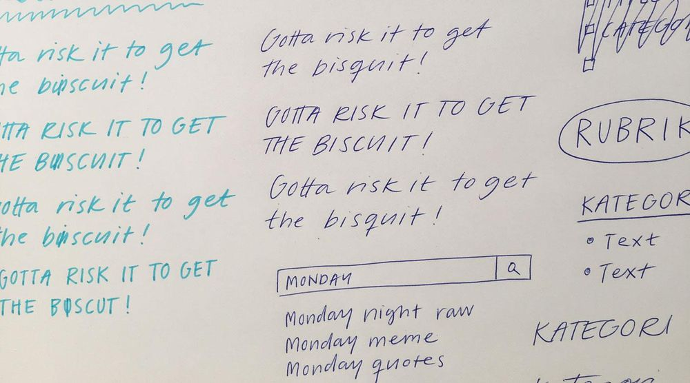Gotta risk it to get the biscuit - image 2 - student project