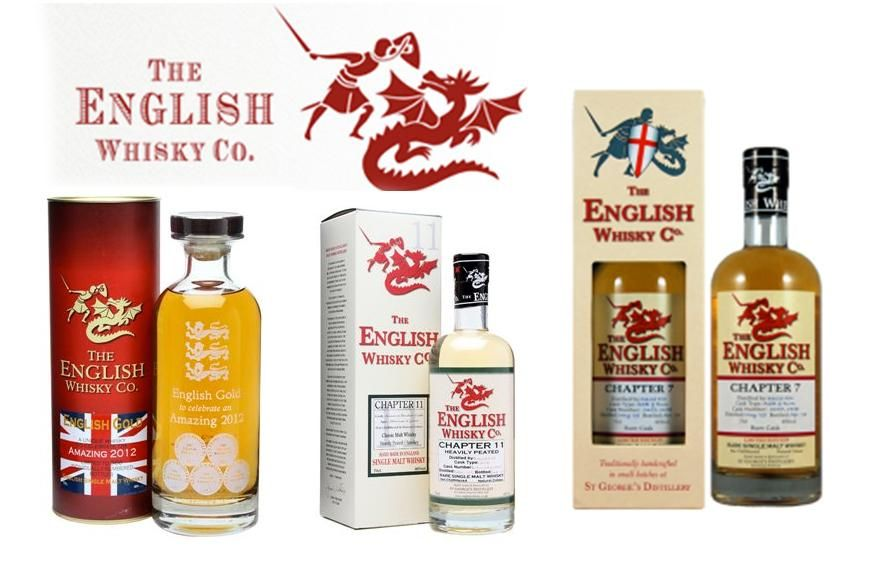 The English Whisky Company - image 7 - student project