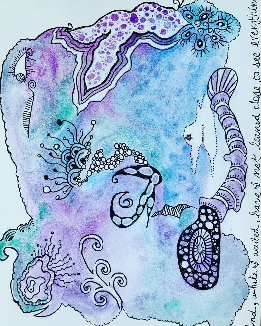 Zen Doodle Exercise - image 1 - student project