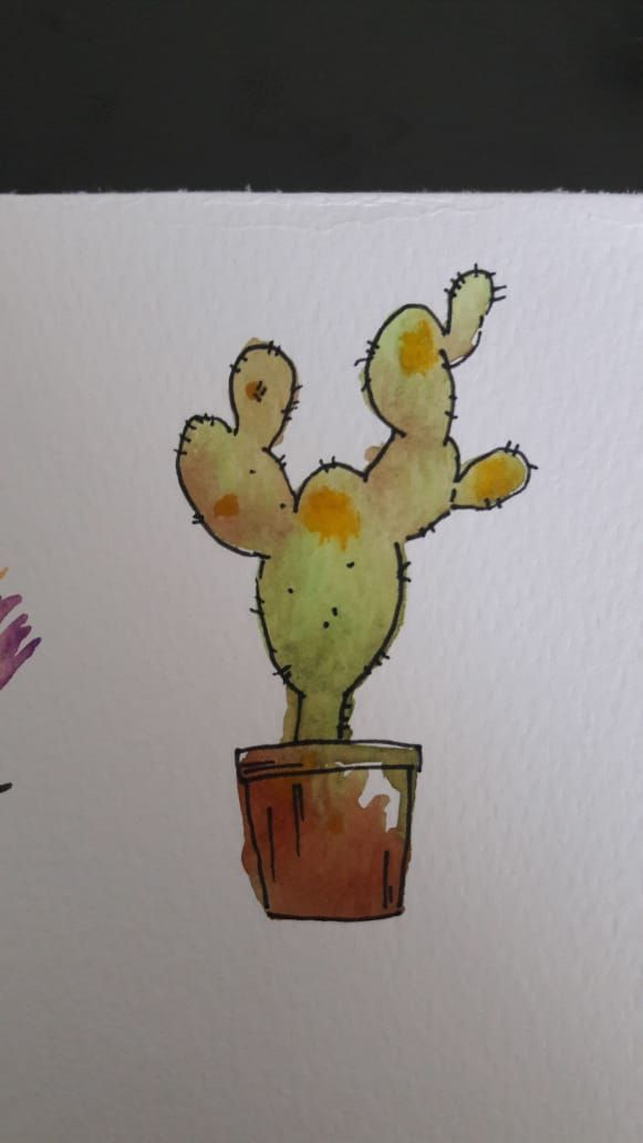 The cactus - image 1 - student project